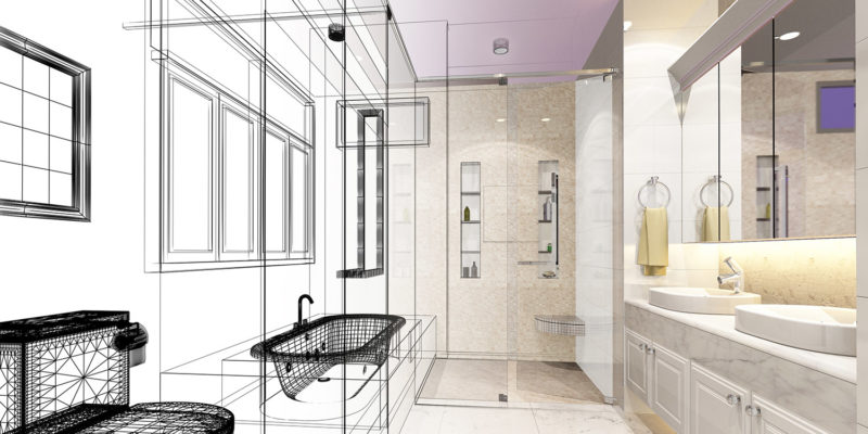 Bathrooms Looking Washed Up Add Value To Your Home With A Clean Bathroom Remodel